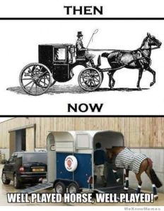 horses-then-vs-now